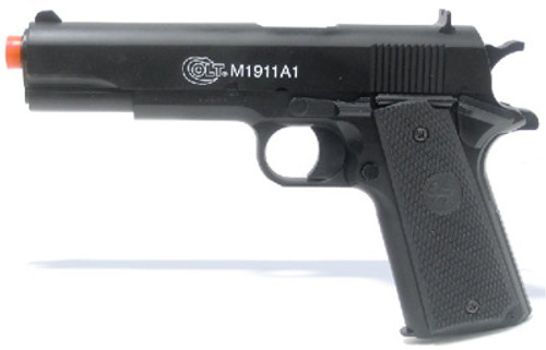 Colt M1911 A1 Spring Airsoft Pistol