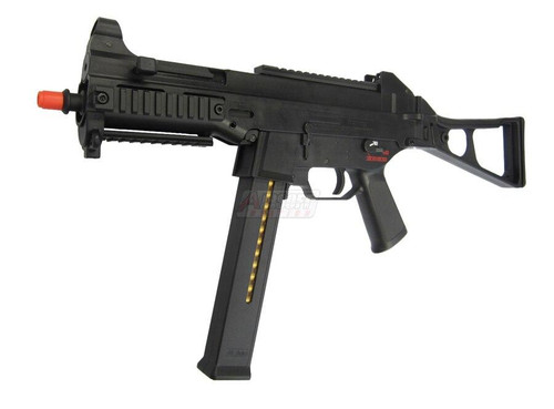 HandK UMP Elite Series Electric Blowback Airsoft SMG with MOSFET, Gen 2