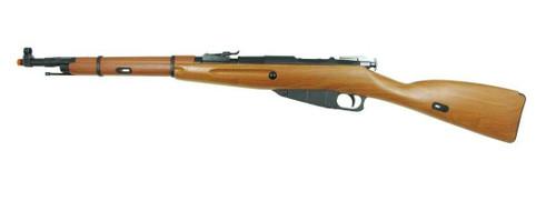 WinGun Mosin-Nagant M44 CO2 Bolt Action Airsoft Rifle w/ Bayonet