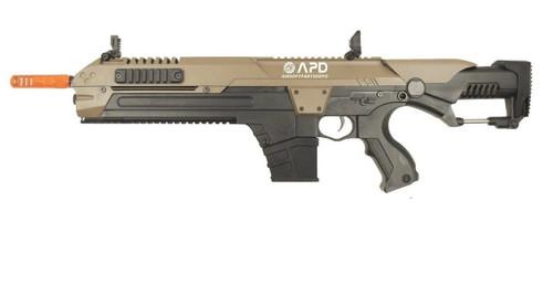 CSI STAR XR5 1508 AEG Airsoft Battle Rifle, Tan