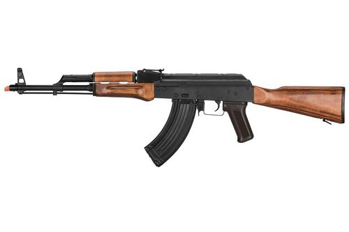 LCT Airsoft AK-47 LCKM AEG w/ Wood Furniture