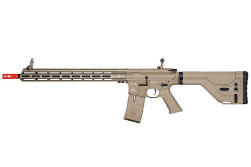 ICS ProLine CXP-MMR DMR Electric Blowback AEG Airsoft Rifle, Tan