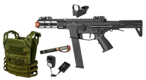 Classic Army Nemesis X9 CQB AEG Combo