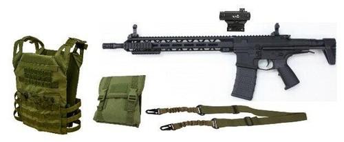 Classic Army Nemesis ME-14 M-LOK AEG Combo