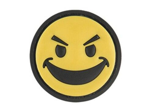 G-Force Evil Smiling Face Morale Patch