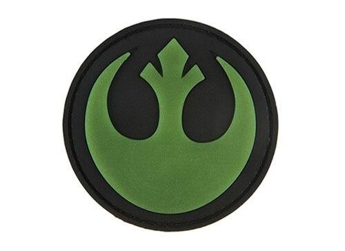 G-Force Guerilla Insignia PVC Morale Patch, OD Green