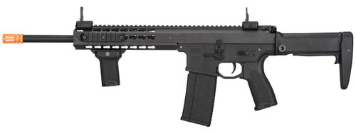 Lancer Tactical Warlord 10.5 Type A DMR Airsoft Rifle, Black