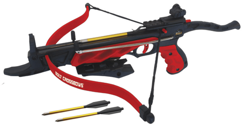 BOLT Crossbows The Impact Power Series Fast Cocking 80lb Crossbow