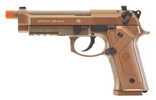 Beretta M9A3 Co2 Blowback Airsoft Pistol, Tan