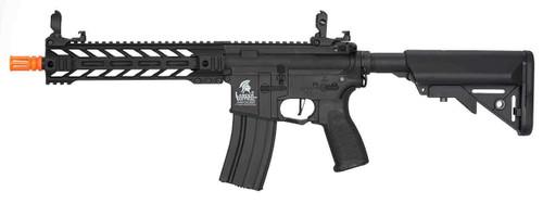 Lancer Tactical Enforcer Series Gen 2 BATTLE HAWK Hybrid High FPS AEG Airsoft Rifle, Black