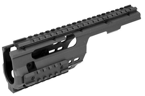 Sentinel Gears Polymer M5 Series Rail System, Black