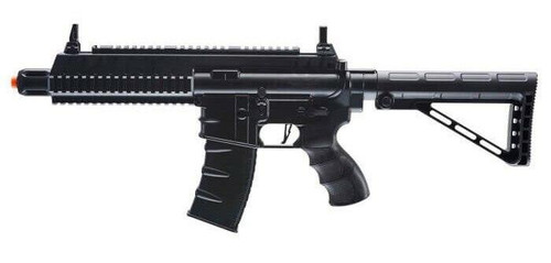 Tactical Force M4 CQB Co2 Airsoft Rifle, Black
