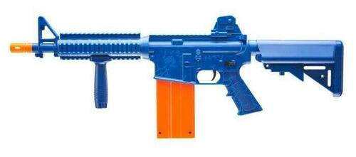 REKT OPFOUR Series Co2 Dart Rifle, Blue