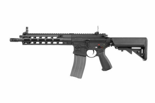 GandG CMF-16 AEG Airsoft Rifle Combo, Black