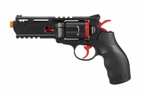 Elite Force Limited Edition H8R CO2 Revolver, Black/Red