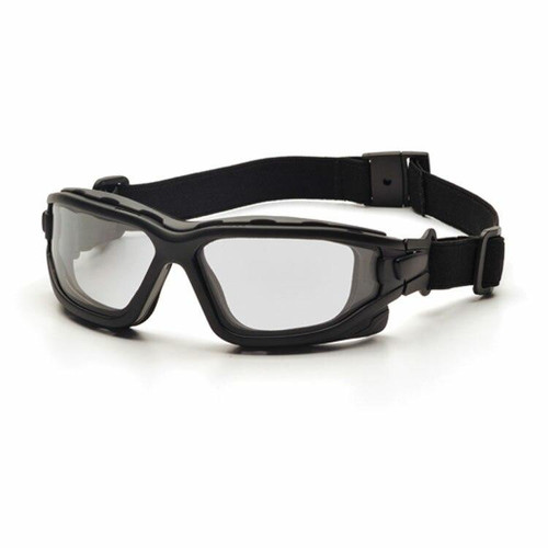 Pyramex I-Force Airsoft Goggles, Clear Lens