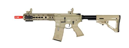 ICS Transform4 Full Metal Electric Blowback CQB Airsoft Rifle, Tan