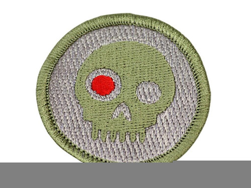 Raptors Tactical 2 Terminator Morale Patch Iron On