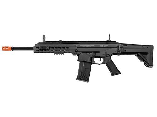 ICS CXP-APE Keymod ACR Style Metal AEG Airsoft Rifle, Black