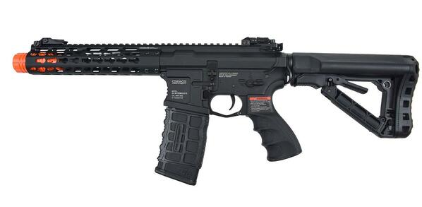 GandG GC16 Wild Hog 9 Keymod Rail Airsoft Rifle AEG