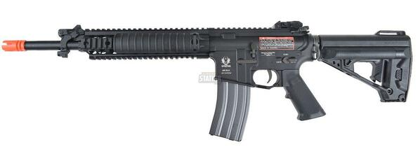 Spartan SRX Series 306 BLACKOUT Airsoft Rifle