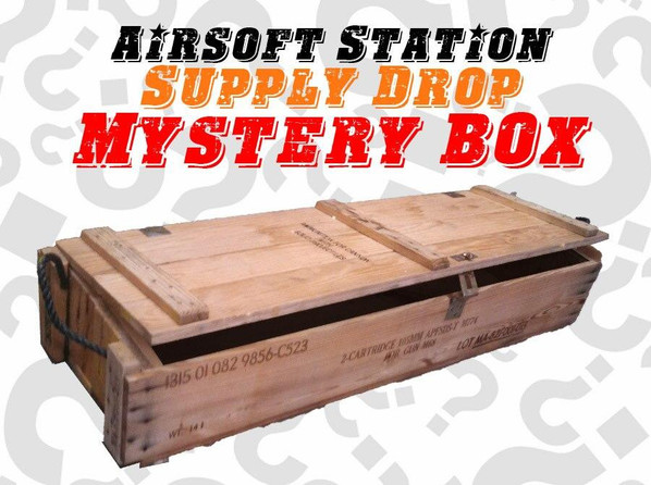 Airsoft Station Supply Drop Mystery Box