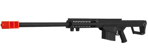 Lancer Tactical M82 .50-Cal Spring Airsoft Sniper Rifle, Black