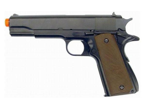 KJW Model-609 191 Green Gas Blowback Full Metal Airsoft Pistol