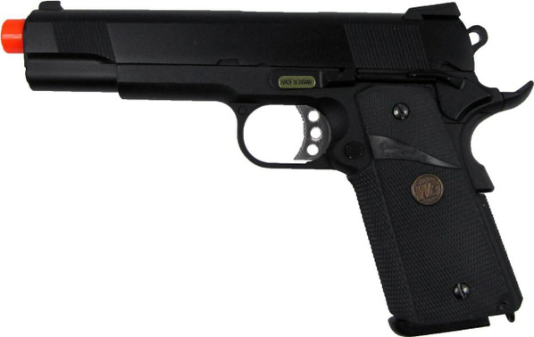 WE MEU 1911 Full Metal Semi Auto Gas Blowback Pistol