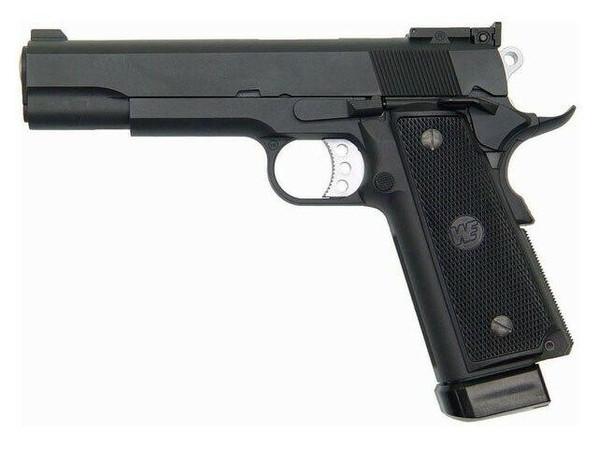 WE P14 Full Metal Semi Auto Gas/CO2 Blowback Pistol