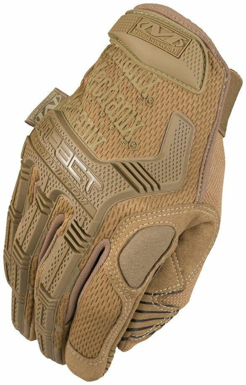 Mechanix M-Pact Tactical Gloves, Coyote