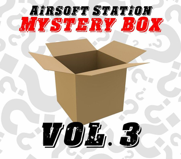 Airsoft Station Mystery Box Volume 3