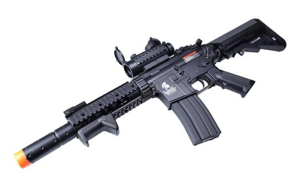 M4 SD AEG Airsoft Rifle Operator Bundle