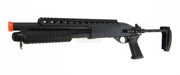 Bravo Full Metal Tac Shot Airsoft Shotgun