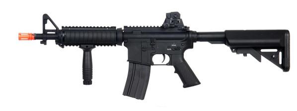 AandK M4 CQB-L Metal RIS AEG Airsoft Rifle - REFURBISHED