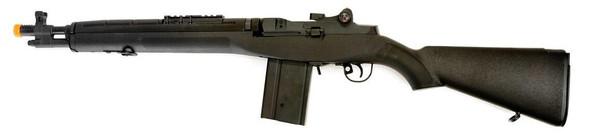 CYMA CM032A M14 SOCOM AEG Black Airsoft Rifle - REFURBISHED