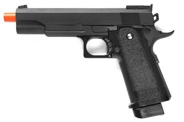 Galaxy G6 Full Metal 1911 Style Airsoft Pistol- REFURBISHED