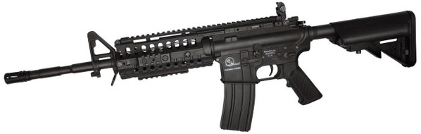 Armalite M15 w/ ARMS Licensed Selective Integrated Rail Proline Airsoft Rifle - REFURBISHED
