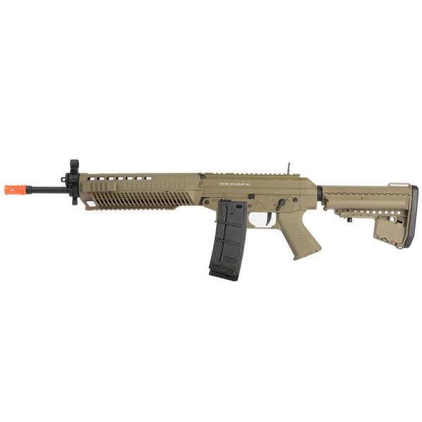 Sig Sauer 556 Full Metal AEG Airsoft Rifle, Tan