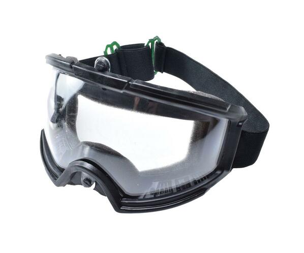 AMP Tactical Airsoft Protective Goggles, Black