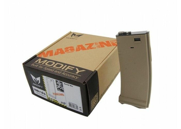 Modify XTC 190 BB Midcap Magazine 5 Pack - Tan