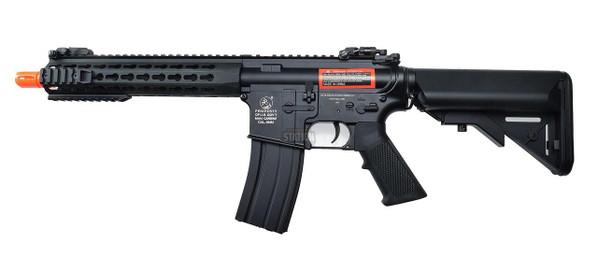 COLT M4A1 Full Metal 10 Keymod Airsoft AEG, Black
