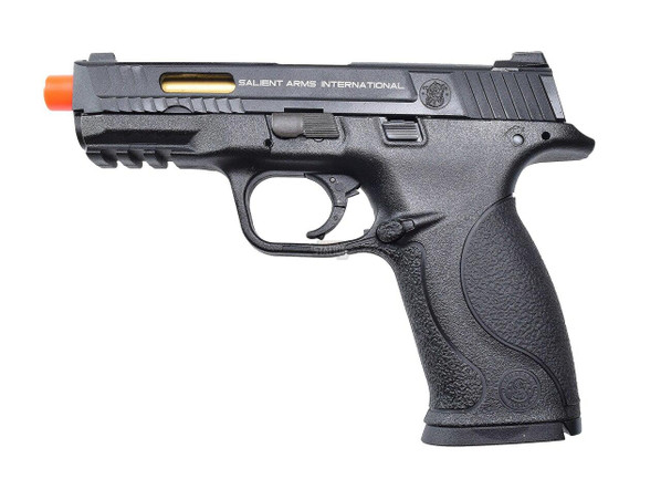 Salient Arms International Smith and Wesson MandP 9 Full Size Full/Semi-Auto Gas Blowback Airsoft Pistol