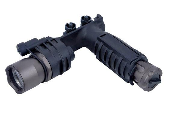 M910A Vertical Foregrip Flashlight, Black