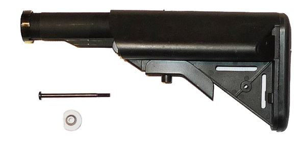 CYMA M4 Crane Stock with Metal Buffer Tube