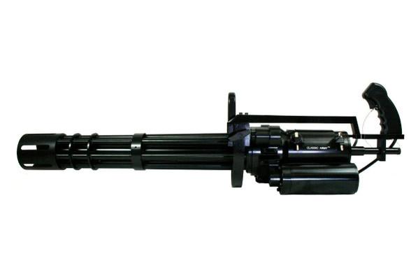Classic Army M134A NV Vulcan Airsoft Minigun w/ Barrel Shroud