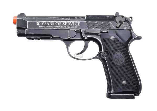 Limited Edition Beretta M92 A1 CO2 Blowback Airsoft Pistol w/ Case