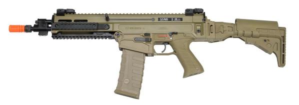 ASG CZ 805 BREN A2 AEG Airsoft Rifle, Tan