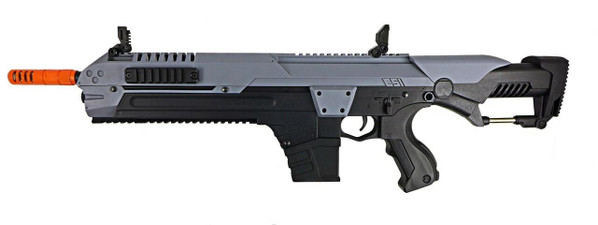 CSI STAR XR5 1503 AEG Airsoft Battle Rifle, Grey/Black