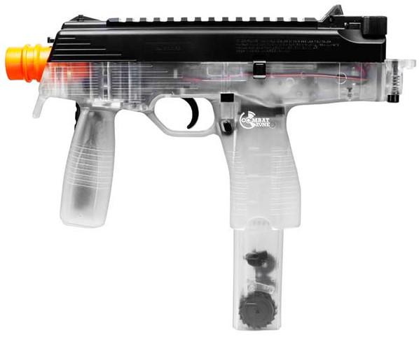 Combat Zone MAG-9 Electric Gun, Clear